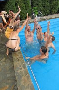 Úszó Erdély!!!